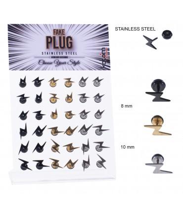Flash fake plugs - FPFLASH