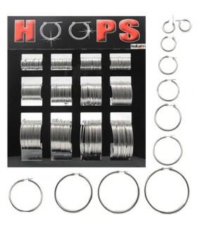 Rings steel - ARO96