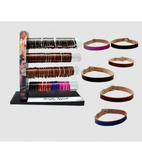 Leather Bracelets - PUL60