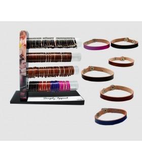 Leather Bracelets - PUL60
