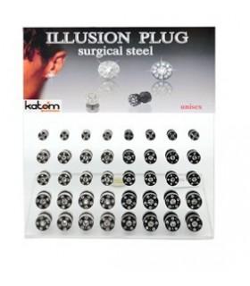 Exhibitor false expansion steel - IP1501