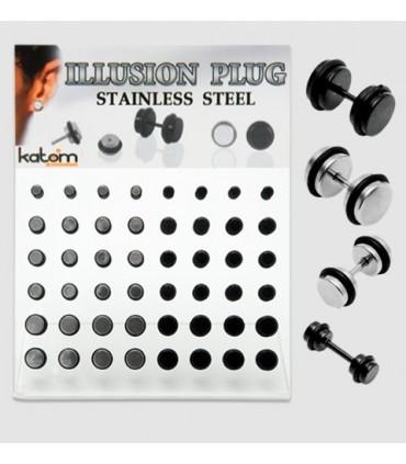 Exhibitor illusion plug steel - IP1025 48