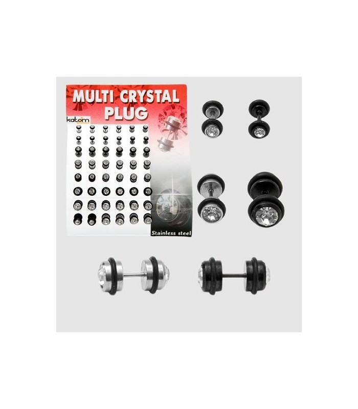 Acero cristal 4, 6, 8mm - IP1031