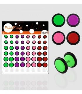 Expositor falsa dilatación colores - IP1086A