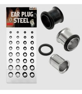 Exhibitor rubber ear plug behind - EP2050