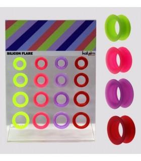 Expositor dilataciones silicona colores 14-200 - SLC3104