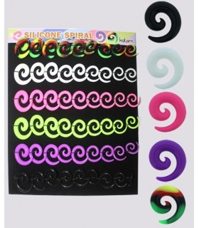 Exhibitor spiral silicone - EXP3022