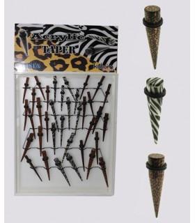 Exhibitor expanders Zebra Leopard - EPT2700