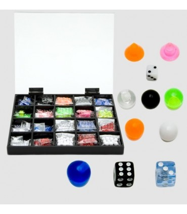Bandeja bolas plastico de recambio - DMBJ12