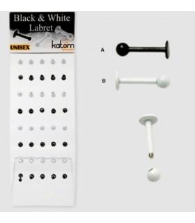 Labret piercing - MDN7011