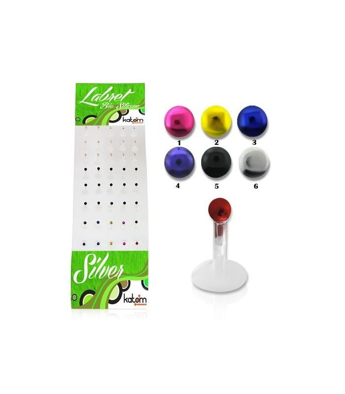 Lip silicone bio balls - MDN7025