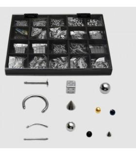 Partes y bolas de piercing - DMBJ13
