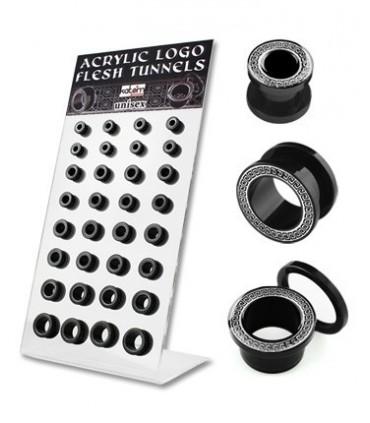 Exhibitor Acrylic Plugs - EP22097A