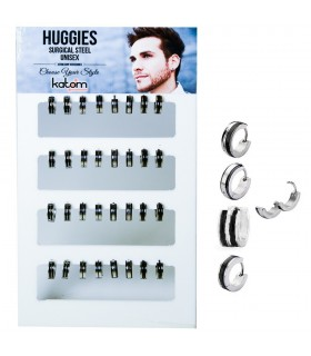 Exhibitor design Steel Rings - HAGS5019