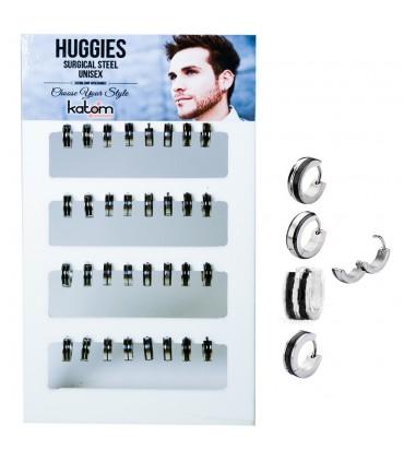 Exhibitor design Steel Rings - HAGS5019