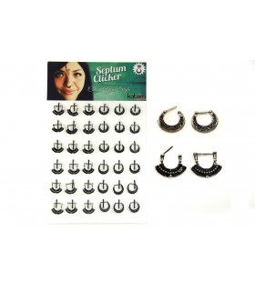 Display septum ethnic clicker - SEP220