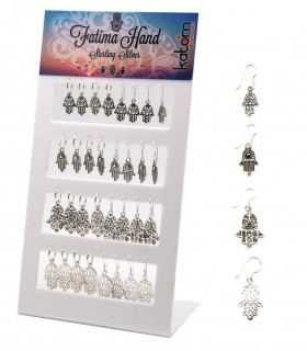 Exhibitor earring hand of Fatima - MFH