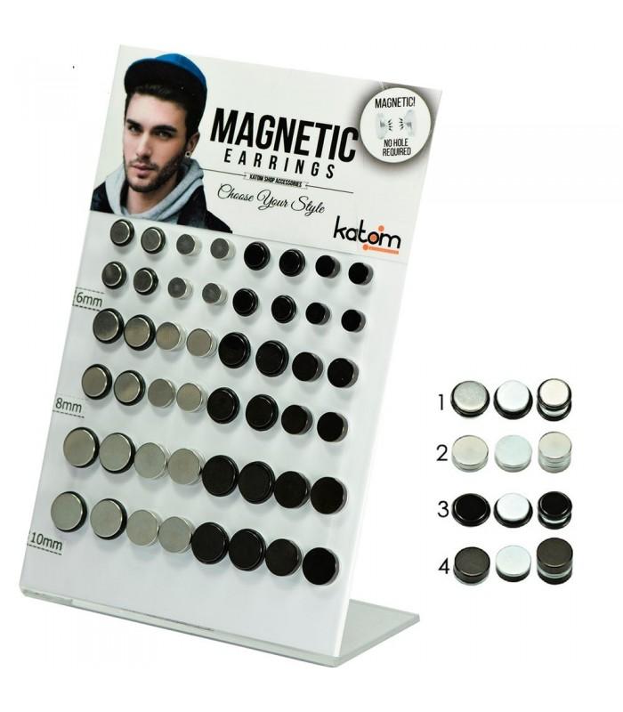 Exhibitor fake plug flat. Magnetic - FPM4