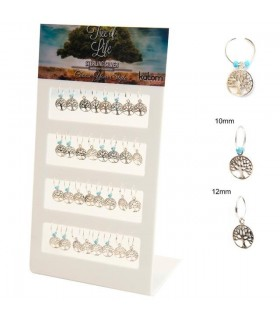 Tree of life earring display - TOLHS1