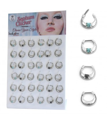 Ethnic Septum Display -SEPBE