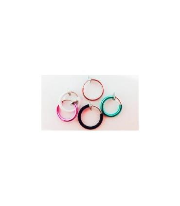 Fake ring clip