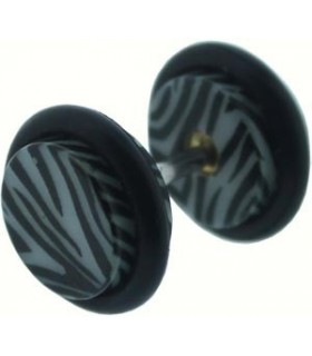 Illusion plugs Zebra - IP1025C