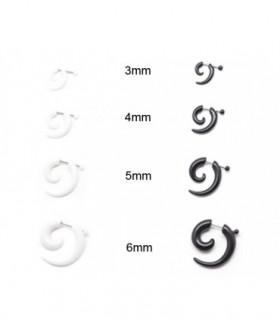 Falsa espiral blanco y negro - IP1023D