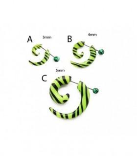 Falsa espiral Cebra verde - IP1461D