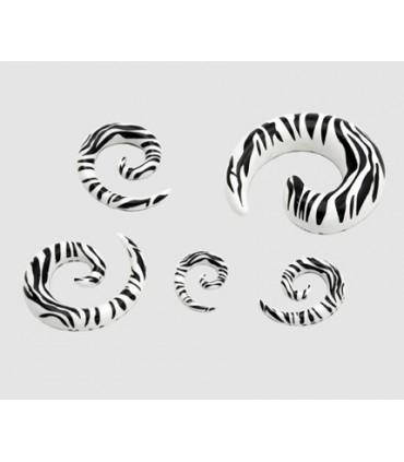 Spirals Zebra EXP3010D