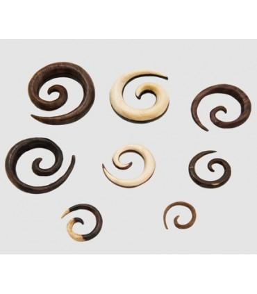Spirals of wood EXP3020D