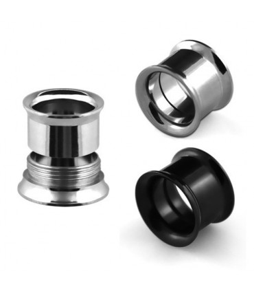 Ear plug Steel - Ep2051D internal thread