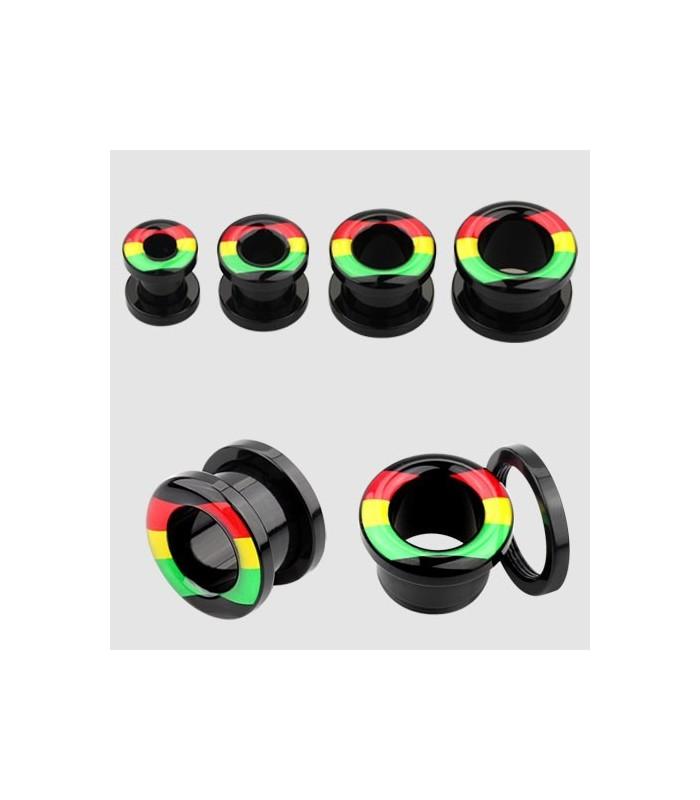 Dilatation colors Rasta - acrylic - EP2266
