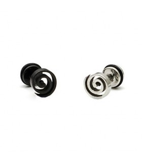 Spiral steel illusion plug IP1049D