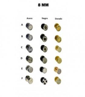 Falsa dilatacion de acero, labrado -IP1564