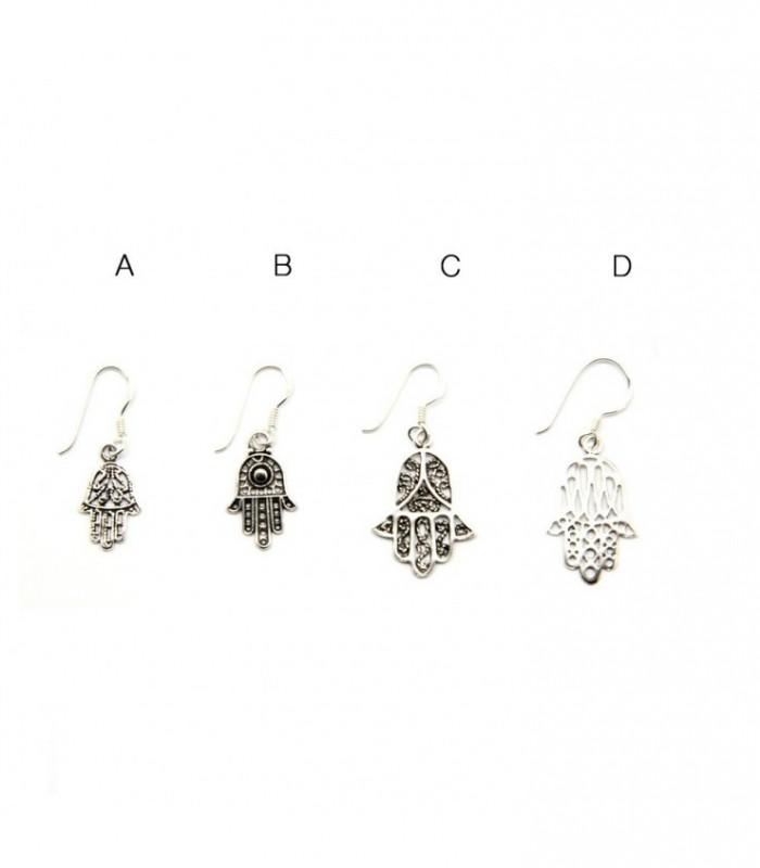 2bb326cbe821 Pendientes colgantes Mano de Fatima - MFHD - Katom Accessories ...