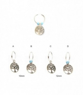 Tree of life earring - TOLHS1