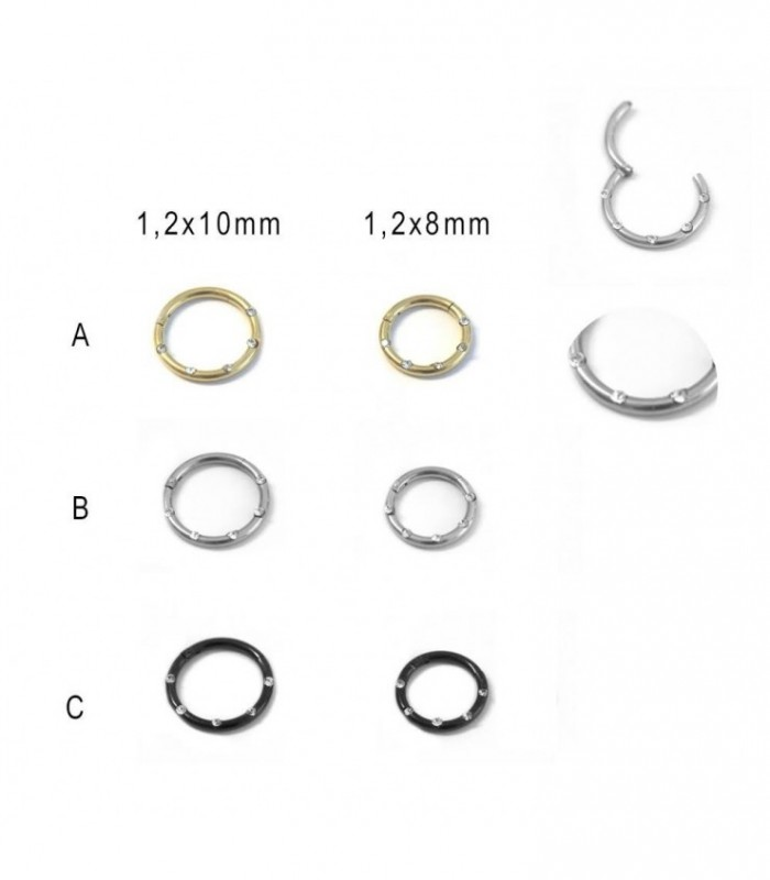 Septum clicker - SEP203CRD
