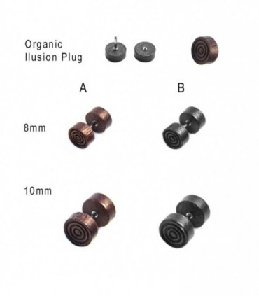 Falsa dilatación de madera espiral - IP1531SPD