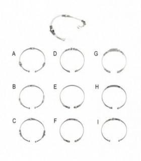 Pulsera Bangle - BANG1D