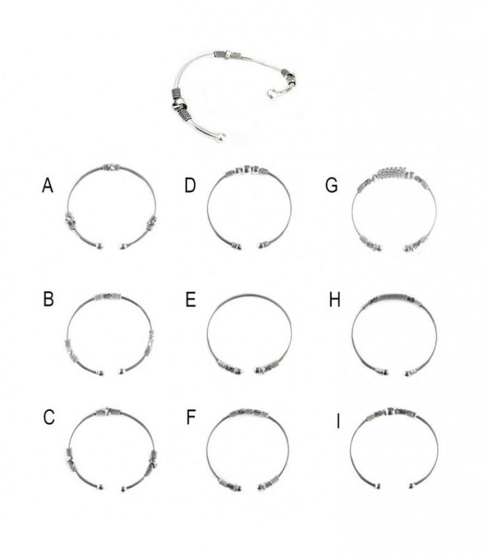 Bangle Bracelet - BANG1D