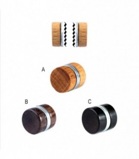 Magnetic wooden illusion plug - FPM5D