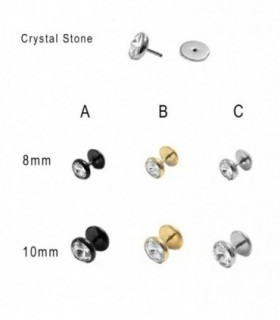 Crystal Illusion Plug - IP1009D