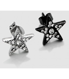 Earrings star - PEN1140D