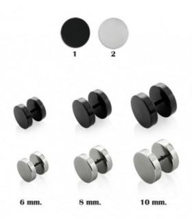 Illusion plugs steel smooth - IP1526D