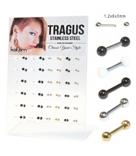 Expositor de Tragus básico - TRA1