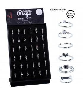 Expositor de anillos chica - ANS7