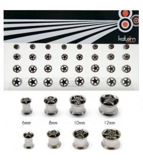 Expositor dilataciones acero - EP2251
