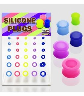Dilataciones silicona colores - EP2058