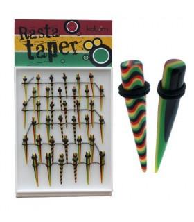 Dilatadores pinchos Rasta - EPT2706