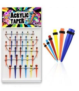 Dilatadores Taper colores - EXP3051